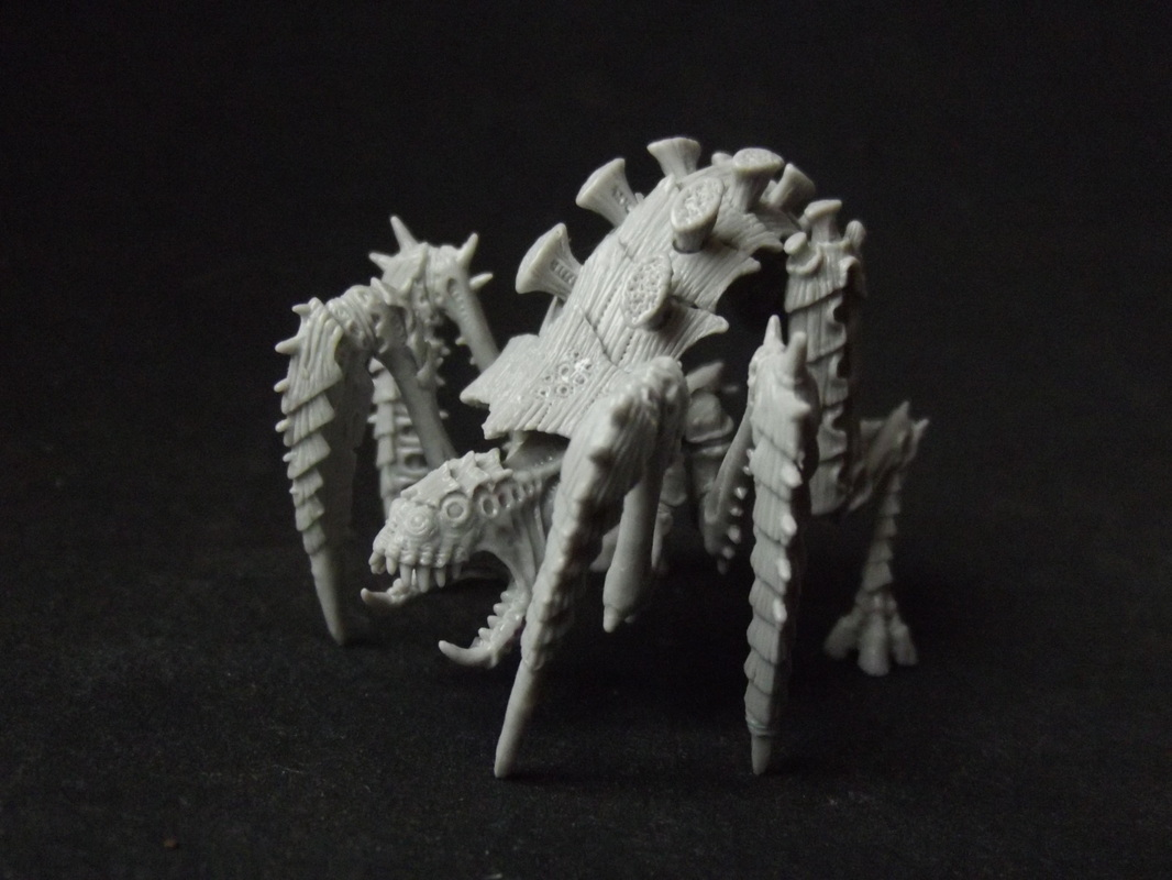 Warpshadow com • View topic - 6mm tyranid proxies